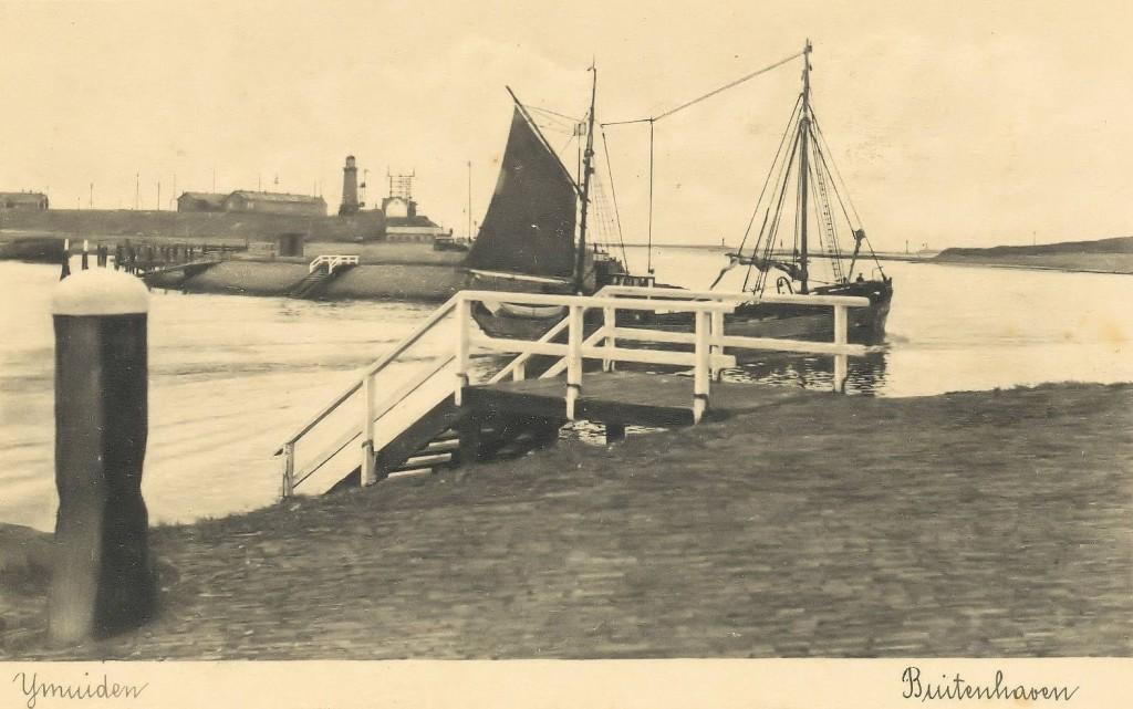 1 Buitenhaven trap van Japie Overzet