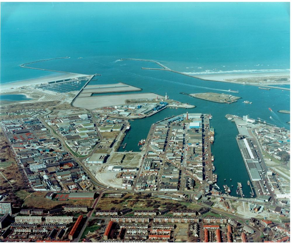 Luchtfoto Zeehaven - kopie
