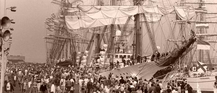 Sail 1985 Noordersluis