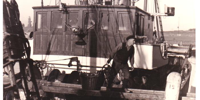 Lossen motortrawler 1938