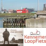 Tijdreis IJmuiden op loopfiets